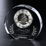 Burke Clock Achievement Awards