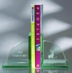 Plain Bookends Achievement Awards