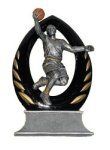 Basketball - Male Arch Resin Trophy Awards