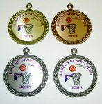 Custom Medals Golf Awards