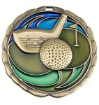 CEM Medal -Golf Golf Awards