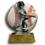 T-Ball - Male MXG5 Colorful Resin Trophy Awards