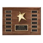 Perpetual Star Plaque Religious Awards