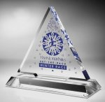 Triangle Acrylic Award Religious Awards