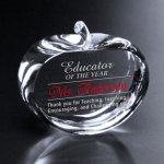 Crystal Apple Sales Awards