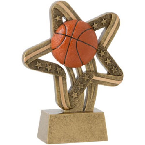 Basketball Trophy Awards